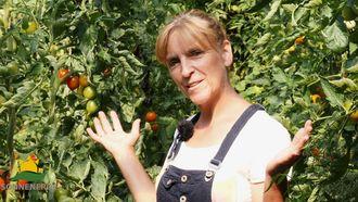 Regina Dunst zeigt ihr privates Tomatenparadies