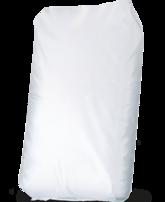 Weisser Sack Sonnenerde, neutrales Design