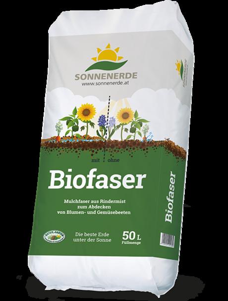 50 Liter Sack Biofaser von Sonnenerde