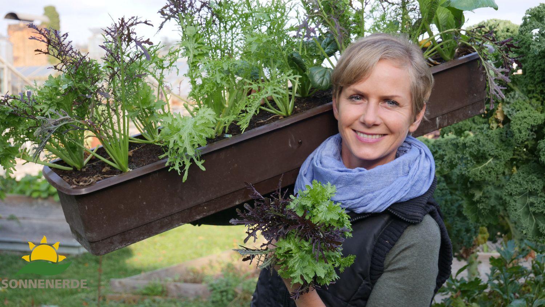 Angelika Ertl-Marko bringt euch das Thema Wintersalate anschaulich und prägnant näher