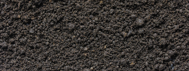 Bio Hochbeeterde von Sonnenerde, Detailfoto von der Erdenstruktur