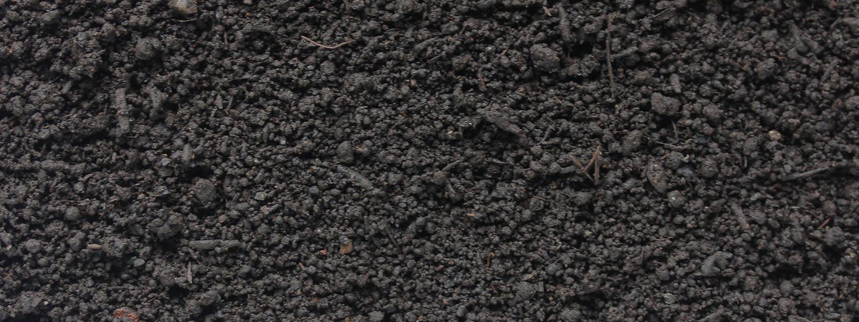 Bio Kompost von Sonnenerde, Detailfoto von der Erdenstruktur