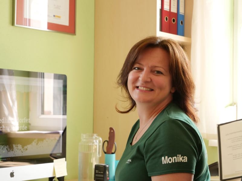 Profilbild von Monika Gleichweit