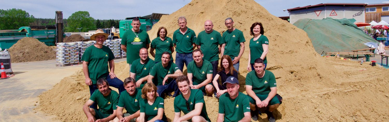 Sonnenerde Mitarbeiter und Team